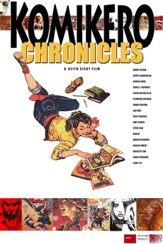 Komikero Chronicles 2014 Directed By Keith Sicat O Reviews Film