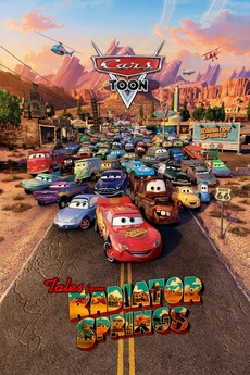 Cars Toons: Tales from Radiator Springs - Spinning