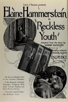 Image result for Reckless Youth (1922)
