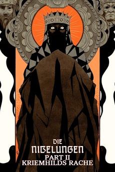 Die Nibelungen: Kriemhilds Rache (1924)
