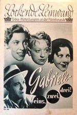Gabriele eins, zwei, drei