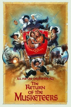 the return of the musketeers 1989 watch online