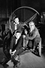 Backs to Nature