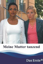 Meine Mutter tanzend