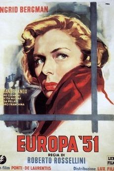 Europe '51 (1952)