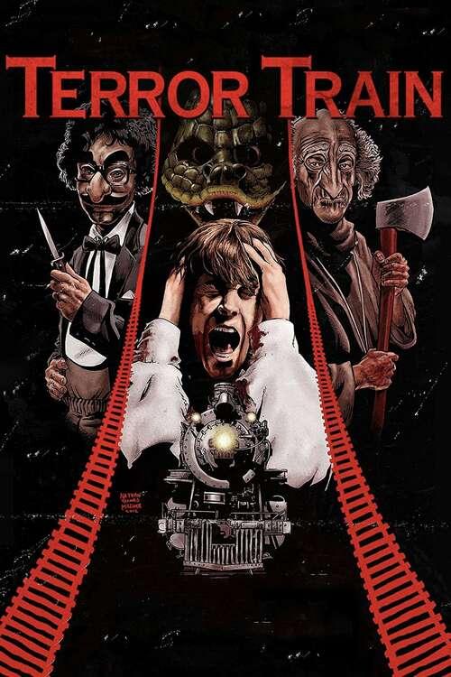 Terror Train movie poster