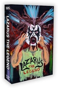 Lazarus the Legend