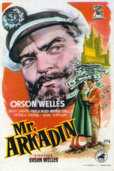 Mr. Arkadin: The Comprehensive Version (2006)