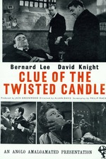 Clue of the Twisted Candle