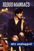 10000 Maniacs: MTV Unplugged