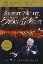 Silent Night Holy Night with Walter Cronkite