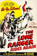 The Lone Ranger Rides Again