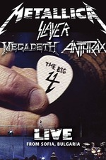 The Big Four: Live in Sofia