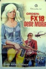 FX 18, Secret Agent