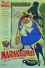 Marakatumba... ma non è una rumba!