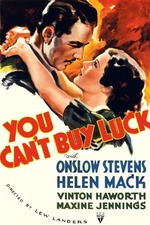 You Can't Buy Luck