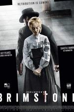 Filmplakat Brimstone, 2016