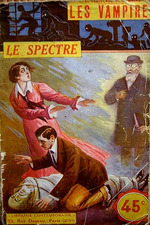 Les Vampires: Episode Four - The Spectre