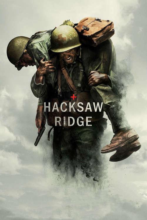 Filmplakat Hacksaw Ridge, 2016