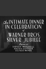 An Intimate Dinner in Celebration of Warner Bros. Silver Jubilee