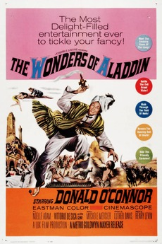 The Wonders of Aladdin (1961)