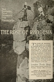 Image result for The Rose of Rhodesia 1918