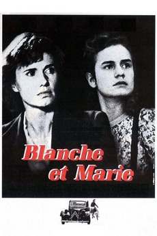 Blanche and Marie