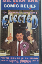 Mr. Bean And Comic Relief: (I Want To Be) Elected