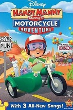 Handy Manny: Big Motorcycle Adventure