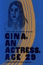 Gina, An Actress, Age 29