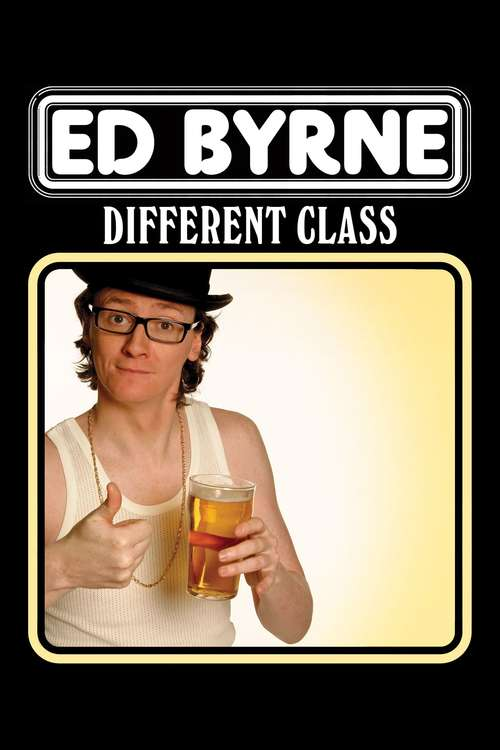 Cover Ed Byrne_ Different Class