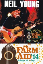 Neil Young - Live at Farm Aid 2014
