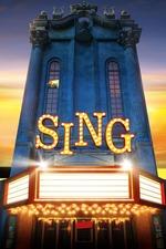 Filmplakat Sing, 2016