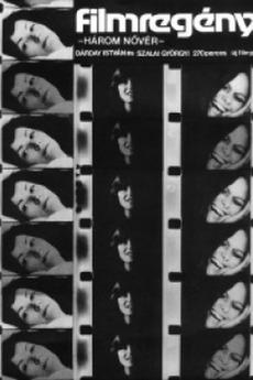 Film Novel - Three Sisters