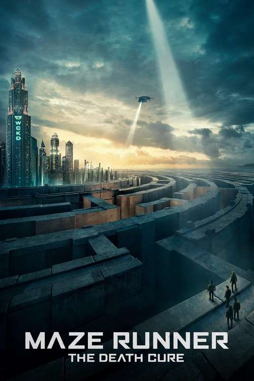 Cover Maze Runner_ The Death Cure