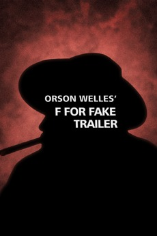 F for Fake Trailer (1976)