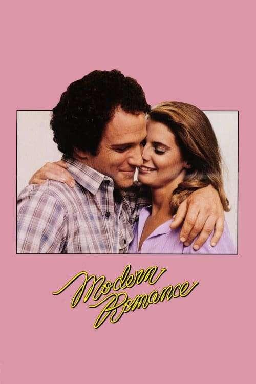 Modern Romance movie poster