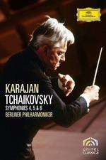 Karajan Tchaikovsky Symphonies 4, 5 & 6