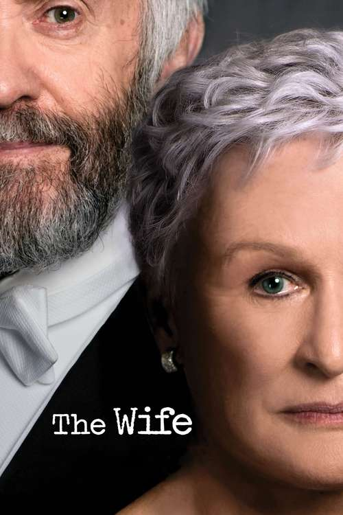 Filmplakat The Wife, 2017