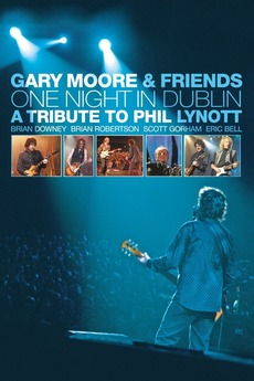Gary Moore & Friends: One Night in Dublin