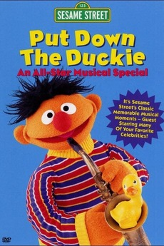 Sesame Street: Put Down the Duckie: An All-Star Musical Special