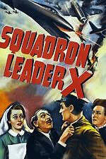 Squadron Leader X