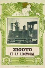 Zigoto Drives a Locomotive