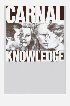 Carnal Knowledge (1971) directed by Mike Nichols