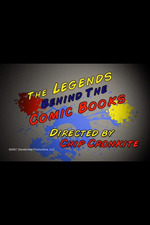 The Legends Behind the Comic Books