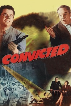 Convicted (1950) directed by Henry Levin • Reviews, film +