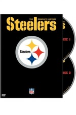 NFL History of Pittsburg Steelers