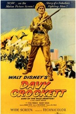 Davy Crockett, King of the Wild Frontier
