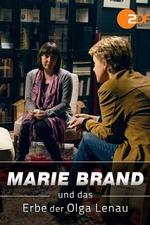 Marie Brand und das Erbe der Olga Lenau