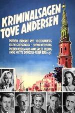 Kriminalsagen Tove Andersen